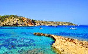 Ibiza Badeferien Cala Xarraca Balearen