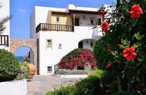 Familienferien_Griechenland_Alexander Beach Hotel_Kreta_Hotelansicht