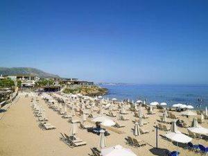 Familienferien_Griechenland_Ikaros Luxury Beach Resort_Kreta_Strand