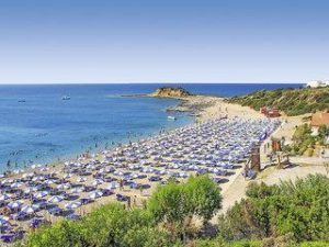 Griechenland_Familienferien_Rodos Princess Beach_Strand