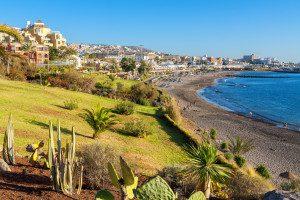 Teneriffa_Badeferien_Costa Adeje Promenade_Kanaren_Spanien